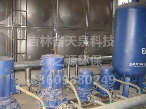 修正药业过滤供水设备