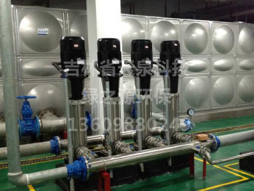 热博体育客户端官方下载东北大厦地下供水设备